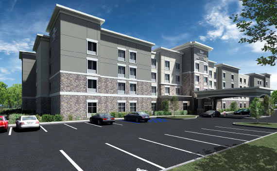 Homewood Suites in Rancho Cordova